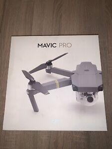 DJI Mavic Pro Drone - Boite vide uniquement