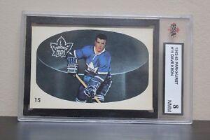 1962-63-Parkhurst-Dave-Keon-Toronto-Maple-Leafs-15-Hockey-Card-KSA-8
