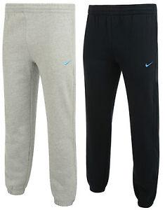 Tracksuit Bottoms New Men/'s Nike Fleece Joggers Track Sweat Jogging Pants