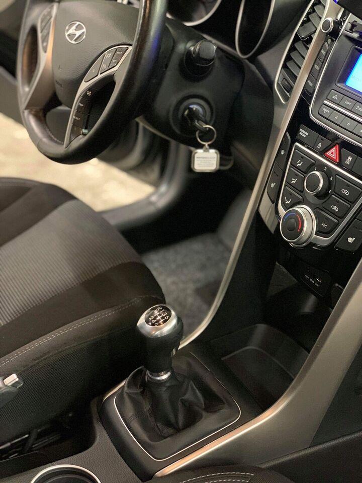 Hyundai i30, 1,6 CRDi 110 XTR Eco, Diesel