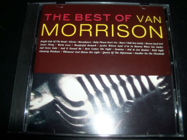 Van Morrison The Best Of Greatest Hits (Australia) CD - Like New