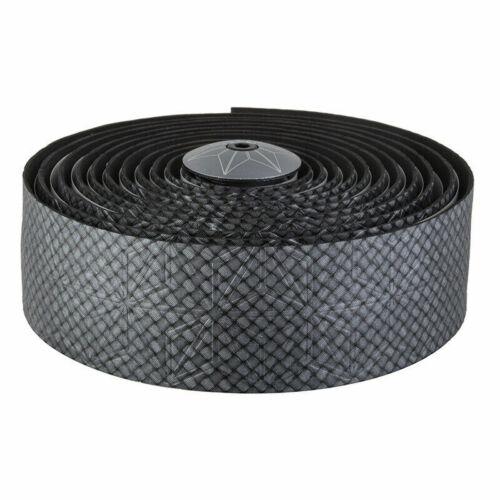 Supacaz Bling Gun Metal//Carbon bar tape BT-114