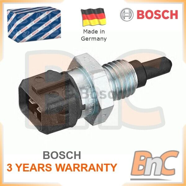 IVECO Intake Air Temperature Sensor Bosch 504366815 Genuine Quality Replacement