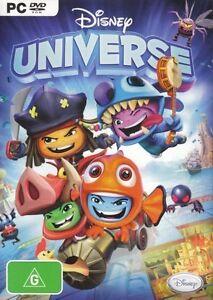 Disney-Universe-PC-100-Brand-New
