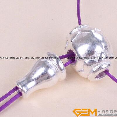 5 Sets Tibetan Silver Guru Beads DIY Craft Jewelry Making Findings 12/20mm