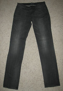 Stretch Victoria's Denim Jean london Jambe Secret Noir droite Vs aqw6q