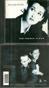 CD-CELINE-DION-THE-FRENCH-ALBUM-D-039-EUX-JEAN-JACQUES-GOLDMAN-COMME-NEUF