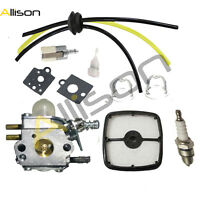 Carburetor Kit For Echo Pe-2000 Gt200ezr Gt2000r Pas2100 Pe-2000 Ppf2100 Ppf2110
