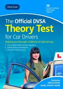 The official DVSA theory test for car drivers by Driver and Vehicle Standards Agency (2019, Paperback)