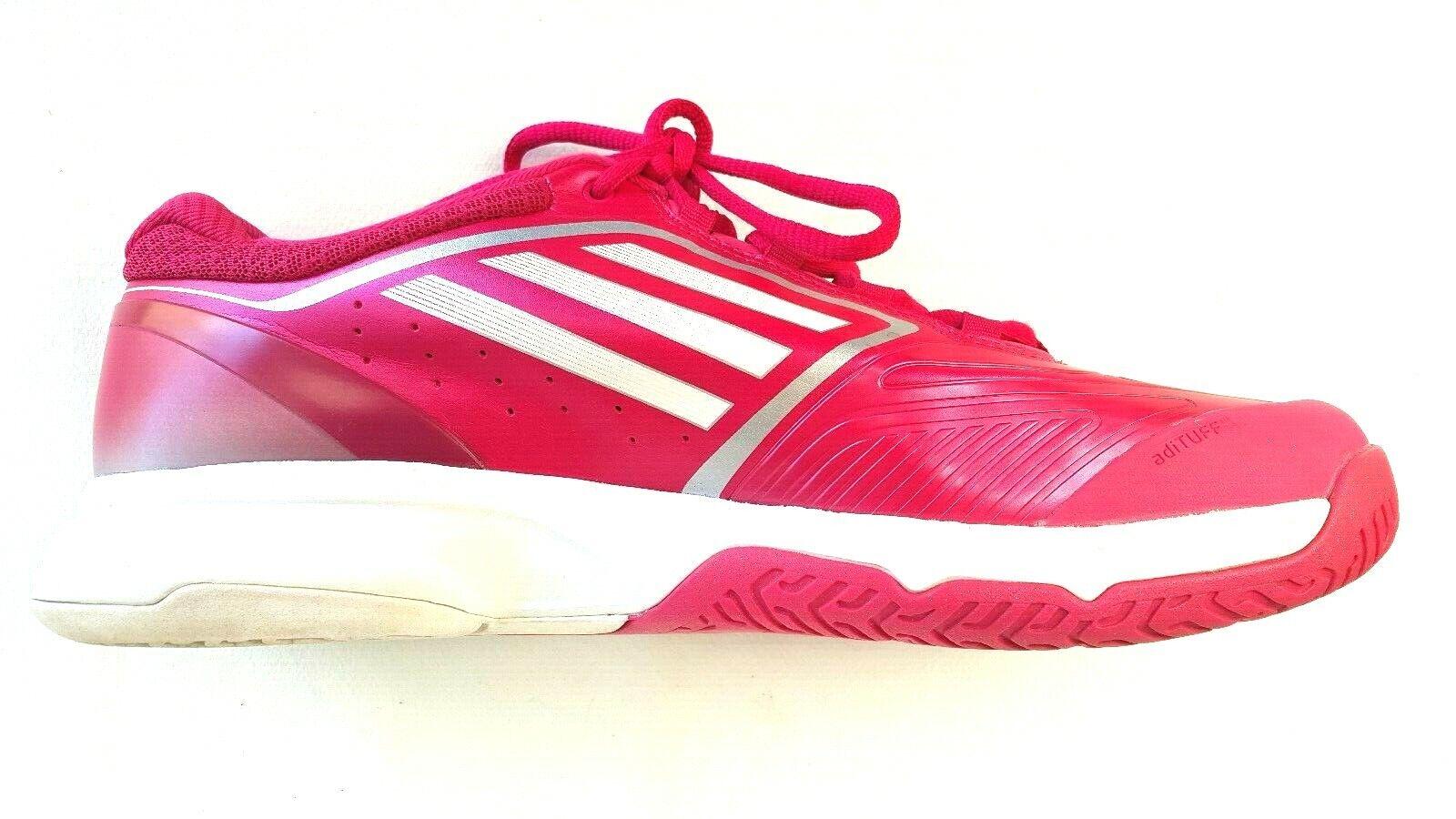 Adidas Adizero Tempaia 11 Sprintweb Womens Rubber Sole Tennis shoes Pink US 11