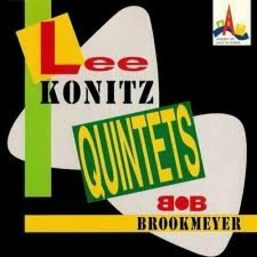Lee Konitz Quintels (1953/54, & Bob Brook Meyer)  [CD]