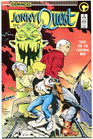 Jonny Quest 3, Nm, Dave Stevens, 1986, Comico, More Ds In Store