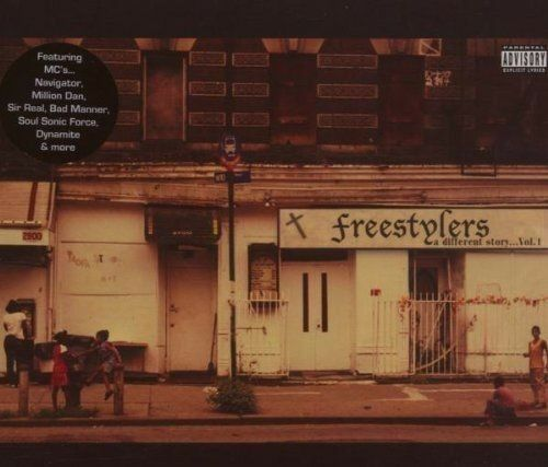 1 of 1 - FREESTYLERS A DIFFERENT STORY Vol 1 2CDs (New Sealed) Breaks Navigator Dynamite
