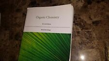 Organic Chemistry 11ed. by Solomons textbook with solutions manual