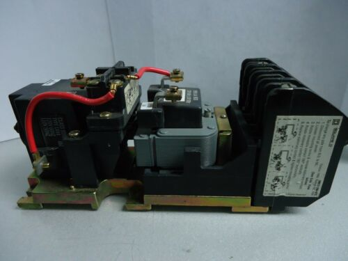 Nice Square D 8903 LX0 20 2 Pole 30 Amp Lighting Contactor 110//120V 8903 LXO 20
