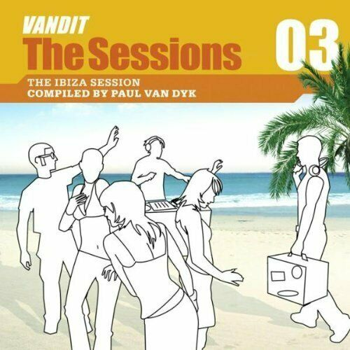 Vandit-The Sessions 03 (2004, compiled by Paul van Dyk) Starchaser feat. .. [CD]