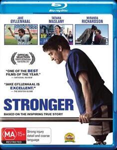 Stronger-Blu-Ray-BRAND-NEW-amp-SEALED-REGION-B
