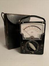 Vintage Triplet Voltmeter Model 630 Na Parts Only B 10