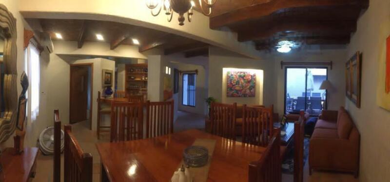 Casa con alberca - Petrolera - amueblada - zona dorada