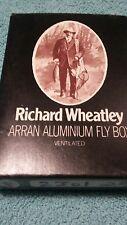 Richard wheatley fly box new in box