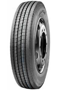 2 New Leao Llf56  - 10.00/r22.5 Tires 1000225 10.00 1 22.5