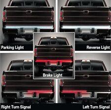 For Chevrolet Silverado 1500 2500HD LED Tailgate Strip Truck Brake Backup Light