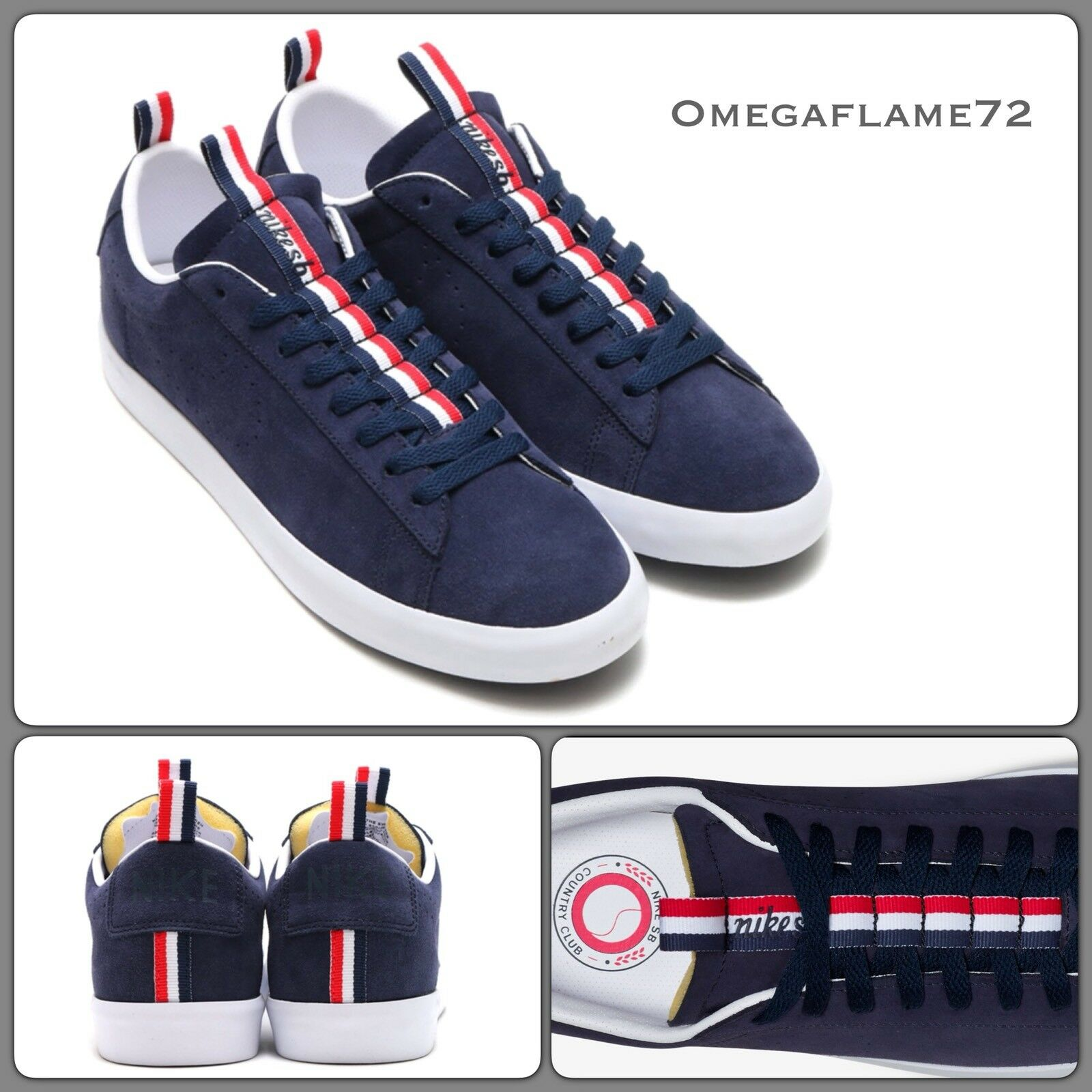 Nike Sb 874688441 Blazer Baja Premium QS 874688441 Sb US 9 Country Club 1da55c
