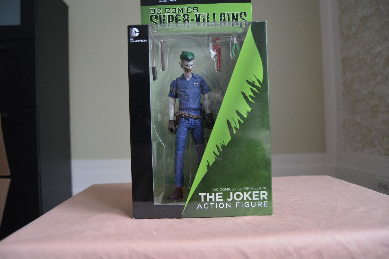 Dc comics superschurken joker actionfigur dc direkte