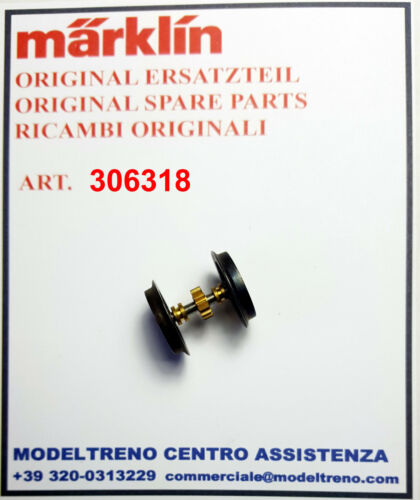 MARKLIN 306318 ASSE INGRANAGGIO TREIBRADSATZ 34750 37750