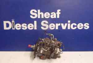 Isuzu-Trooper-2-5-4JA1-Engine-Zexel-Diesel-Injection-Injector-Pump-1988-1992