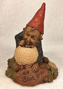 WIN-R 1986~Tm Clark Gnome~Cairn Item #1154~Ed #44~JCP #2279~COA & Story Included