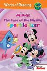 Minnie: The Case of the Missing Sparkle-Izer by Bill Scollon (Hardback, 2014)