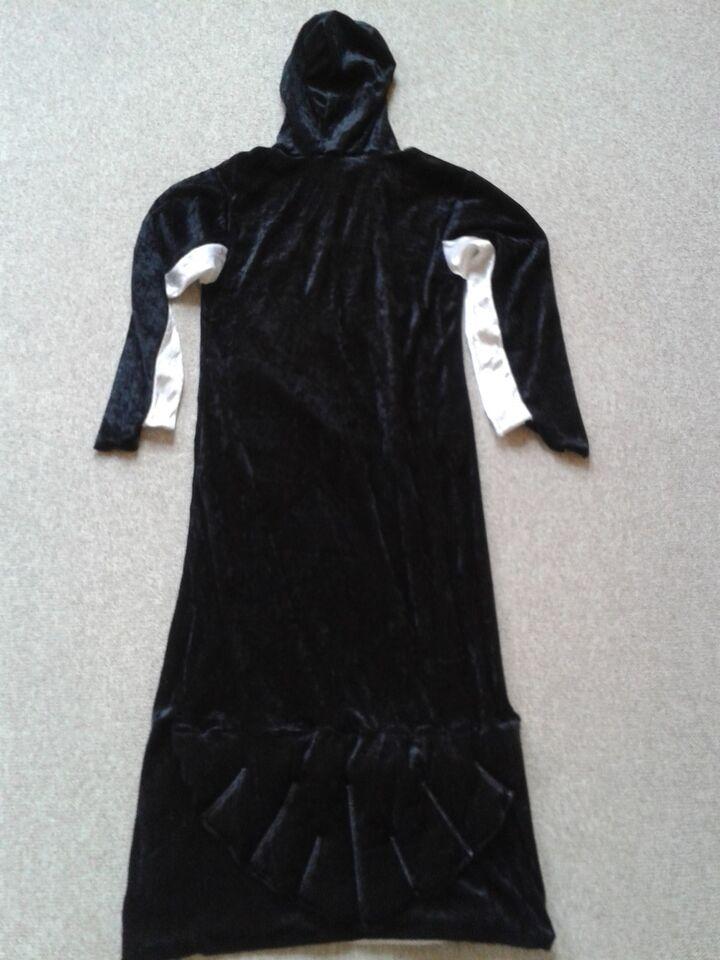 Udklædningstøj, Pingvindragt med fisk, Hjemme syet