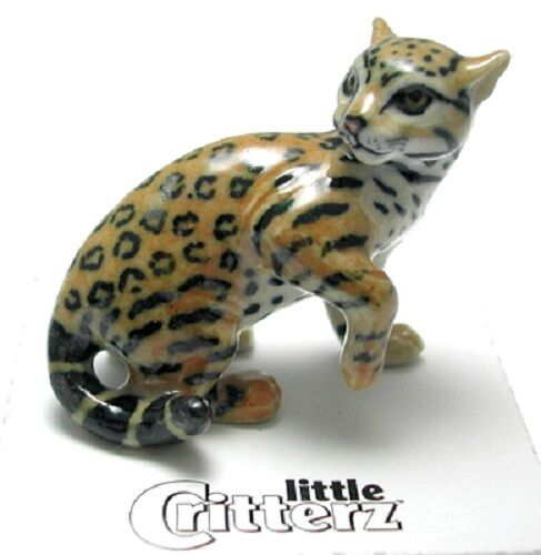 "Little Critterz - LC950 Ocelot  ""Moche"" (Buy 5 get 6th free!)"