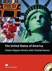 The United States of America. Landeskundliche Lektüre mit Fotos und 2 Audio-CDs von Coleen Degnan-Veness und Chantal Veness (2013, Set mit diversen Artikeln)