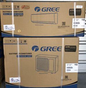 Details about 12000BTU GREE MINI SPLIT SYSTEM DUCTLESS 16SEER INVERTER HEAT  PUMP 220V