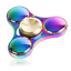 Bangers-doigt-Spinner-main-Spin-Titanium-EDC-Bearing-Focus-Stress-Jouet-Arc-en-UK miniature 6