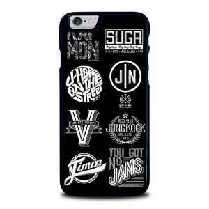 kpop iphone cases bangtan boys bts kpop logo for iphone 4 4s 5 5s 5c 6 6s 7 9060