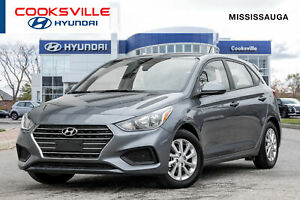 2020 Hyundai Accent HATCHBACK, BACKUP CAM, HEATED SEAT, BLUETOOTH, A/C