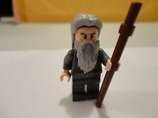LEGO GANDALF THE GREY w/staff 79005 Lord Of The Rings minifigure LOTR Hobbit