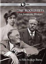 Ken Burns: The Roosevelts - An Intimate History (DVD, 2014, 7-Disc Set)
