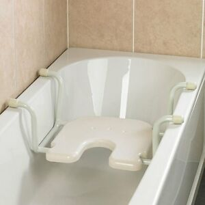 Days Lightweight Suspended Bath Seat / Bath Tub Seat Mobility ...