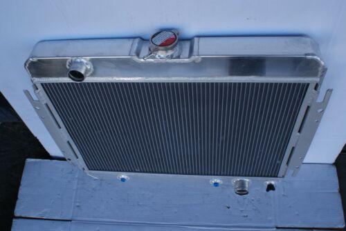 3Row New Aluminum Radiator 1963-1968 Chevrolet Bel Air Biscayne Impala Caprice