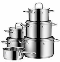 Wmf 11-piece Inspiration 18/10 Stainless Steel Cookware Set on sale