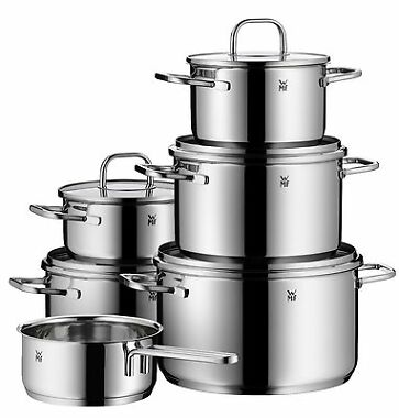 WMF Inspiration 11-Piece Cookware Set