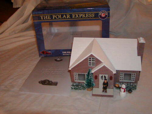 Lionel 6-85410 The Polar Express Hero Boy/'s Home Lighted O 027 New PEP 2018 MIB