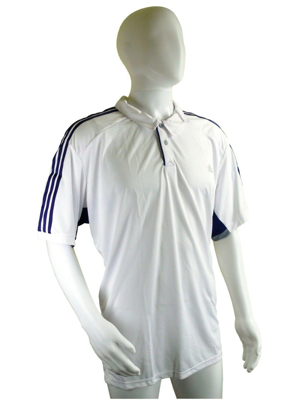ADIDAS ADIDAS ADIDAS CLIMACOOL 365 Poloshirt, T-Shirt Polo, Sportshirt, Größe 3XL (64-66) 2021ac
