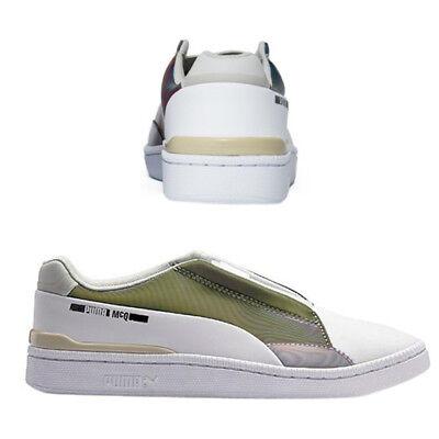 Puma AMQ McQ Alexander McQueen Brace Lo Femmes Blanc Chaussures Femme Baskets 36055401 B5D | eBay