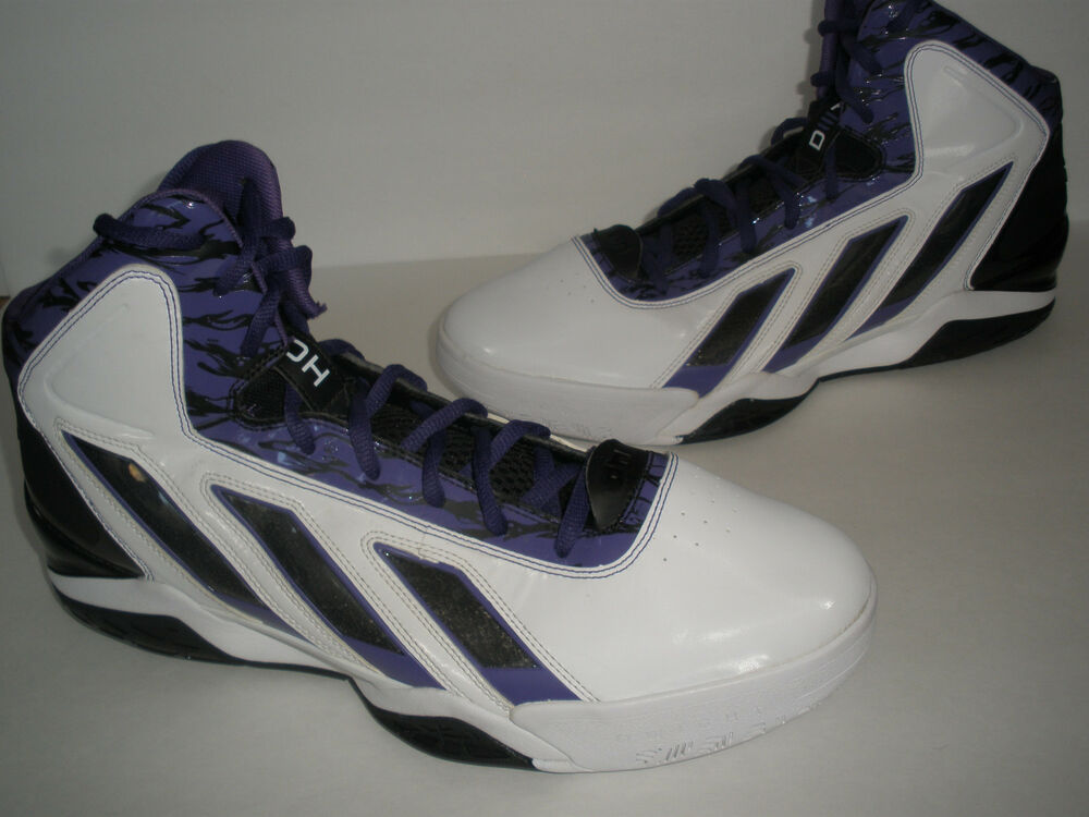 ADIDAS Adipower  HOWARD DWIGHT 3 BASKETBALL chaussures US 17 EUR 52  RARE HOT