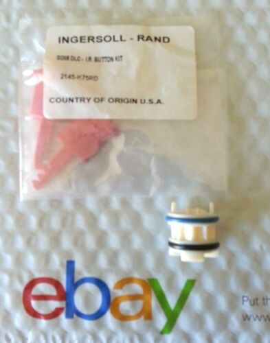 INGERSOLL RAND 2141-A329 REVERSE VALVE AND 2145-K75 RED BUTTON KIT
